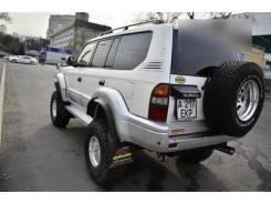 Выхлопная система. Toyota Hilux Surf Toyota Land Cruiser Prado, VZJ95W. Под заказ