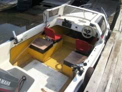 Продам катер с мотором гараж с местом