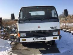 Mitsubishi Fuso Fighter, 1989