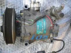 Компрессор кондиционера Honda Fit GD1 TRSA05