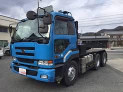 Nissan Diesel. Тягач UD, 26 500куб. см., 20 000кг., 6x4. Под заказ