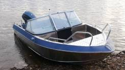 Лодка Тактика-460 DC