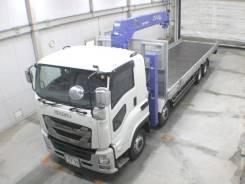 Isuzu. Эвакуатор Truck, 10 000куб. см., 8x4. Под заказ