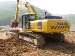 Komatsu PC400-7, 2008