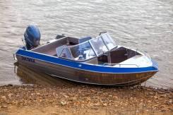 Лодка алюминиевая Тактика-490 DC