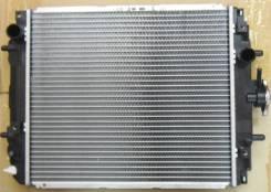 Радиатор Основной MКПП Daihatsu YRV, Sirion [1640097404000], передний