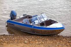 Лодка Тактика-490 DC
