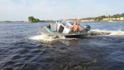 Лодка Тактика-500 DC