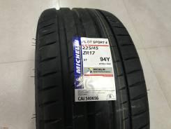 Michelin Pilot Sport 4, 225/45 R17 , 245/40 R17
