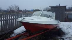 Моторная лодка ОбьМ
