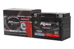 Мото аккумулятор Rdrive eXtremal Platinum YTZ12S 11,6 a/ч
