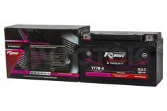 Аккумулятор RDrive eXtremal Iridium YT7B-4 6,8 а/ч п. 100а