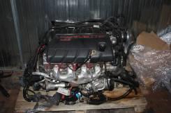 Двигатель в сборе. Chevrolet Corvette. Под заказ
