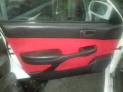 Ручка двери внутренняя Toyota Carina, CT190. левая передняя