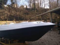 Морской катер Гарпун 560