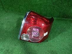 Стоп сигнал Toyota Avensis, AZT250 ZZT250 AZT255 AZT251, левый задний