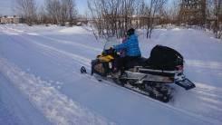 BRP Ski-Doo Skandic WT 600 e-tec, 2012
