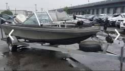 Лодка с прицепом Fiberking Champion