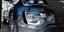 Накладка противотуманной фары. Ford Explorer, U502 T35PDTD, ECOBOOST, 3, 5, TT, T35PDED, DURATEC35