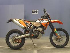KTM 250 EXC-F, 2008