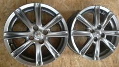 Продам хороший комплект литья Toyota VITZ RS