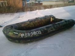 Продам надувную лодку