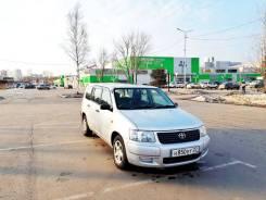 Сдам в аренду Toyota Succeed(Probox)1.5 л