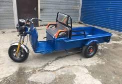 Муравей электро трицикл продам