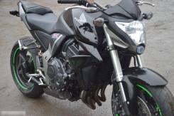 Honda CB1000R, 2009