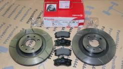 Тормозные диски и колодки Brembo MAX Lada R14