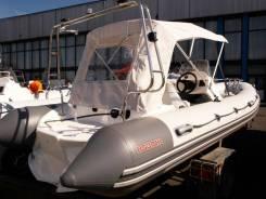Продам РИБ Буревестник Б530 м мотором Меркури 90