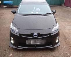 Ресницы Toyota Prius 30.