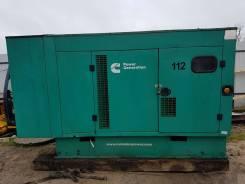 Продается Дизельный генератор Cummins 120кВт/150кВа