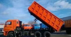КАМАЗ зерновоз 552900 на шасси камаз 65115, 2019