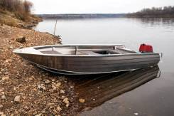 Лодка Тактика-430 Р