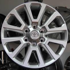 Новые диски R17 На Toyota Land Cruiser Prado Lexus