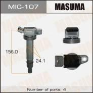 """Катушка зажигания """"Masuma"""", 1Azfse, 1NZFE, MIC-107"""