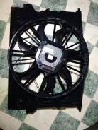 Вентилятор охлаждения двигателя.