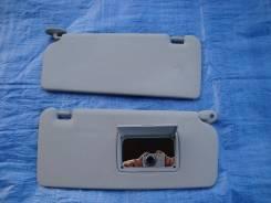 Комплект солнце защитные козырьки Honda Fit GD1 GD2 GD3 GD4