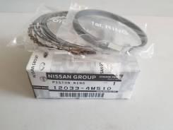Кольца поршневые Nissan 12033-4M510 Оригинал QG15 GA15