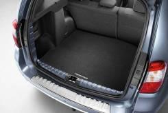 Оригинальный коврик в багажник Nissan Terrano 2WD 2013-2019 год.