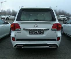 Спойлер Hemmes Toyota Land Cruiser 200/LC 200 2007-2015