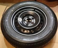 """Новое запасное колесо Nissan X-Trail 215/65R16. 6.5x16"""" 5x114.30 ET45 ЦО 66,1мм."""
