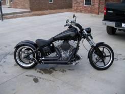 Harley-Davidson Softail Custom FXSTC, 2008