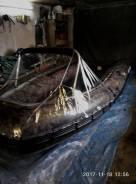 Продам полиуретановую надувную лодку Солар 450 jet.