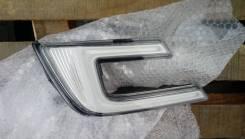Фара противотуманная. Subaru Exiga Crossover 7, YAM Subaru Exiga, YAM, YA9, YA5, YA4 Двигатели: FB25, EJ25, EJ20