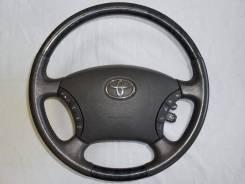 Руль. Toyota: Camry, Hilux Surf, Land Cruiser Prado, 4Runner, Highlander, Hilux, Alphard, Estima, Avensis Verso, Hilux / 4Runner, Ipsum, Land Cruiser...