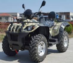 Stels ATV 500 GT 4x4, 2018