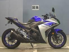 Yamaha YZF R3, 2015