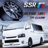 SSR GTX01H R17 6x139.7